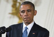 Барак Обама на пресс-конференции после промежуточных выборов в Конгресс