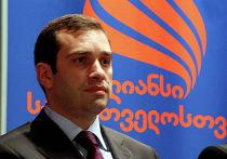 Ираклий Аласания на форуме оппозиции Грузии