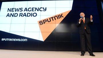 """Генеральный директор МИА """"Россия сегодня"""" Дмитрий Киселев"""
