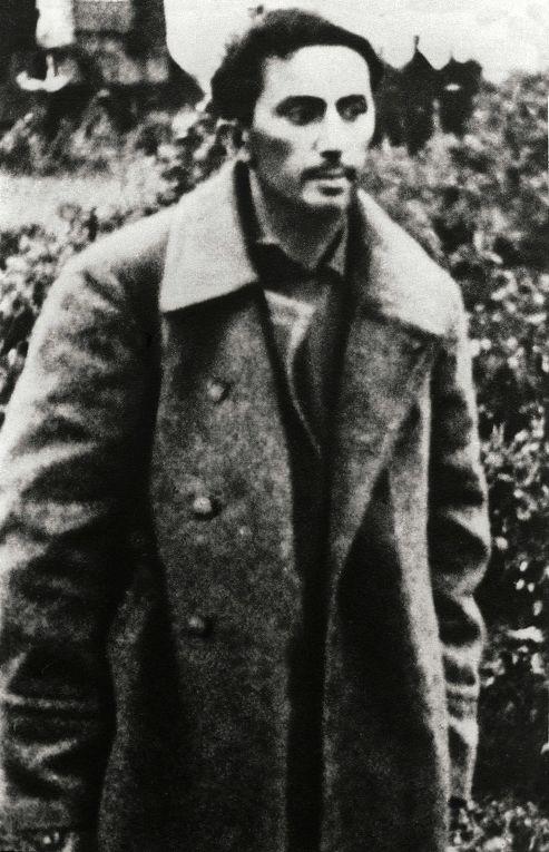 Яков Джугашвили в лагере