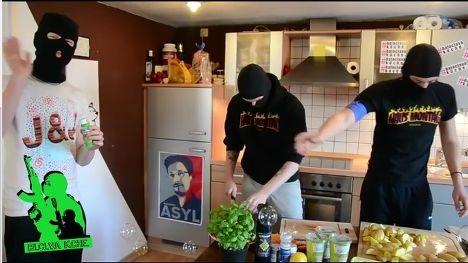 Скриншот Balaclava Küche