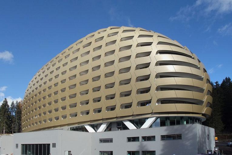 Отель InterContinental в Давосе