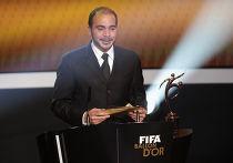 Вице-президент ФИФА принц Иордании Али бин Аль-Хуссейн (Ali bin al-Hussein)