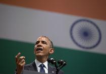 Визит Барака Обамы в Нью-Дели