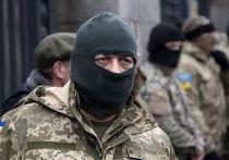 Бойцы батальона «Айдар»