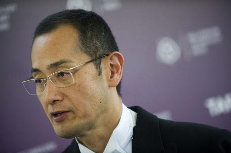 Японский ученый Синъя Яманака, лауреат Нобелевской премии по медицине