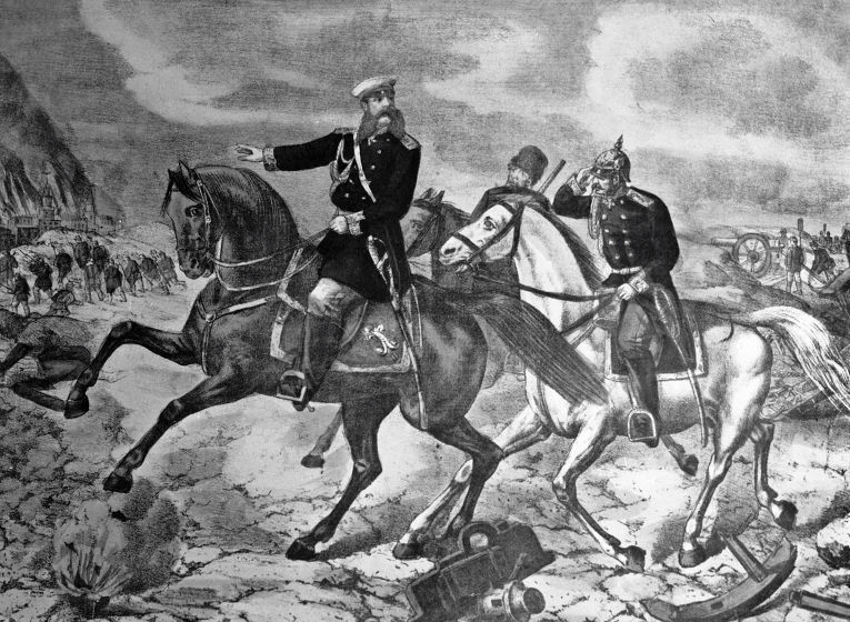 Русский генерал Иосиф Владимирович Гурко