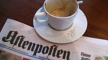 Норвежская газета Aftenposten