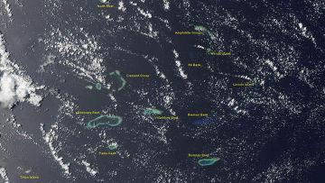 Парасельские острова