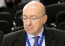 Бывший посол Израиля в РФ Цви Маген