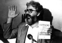Один из основателей движения теологии освобождения Леонардо Бофф