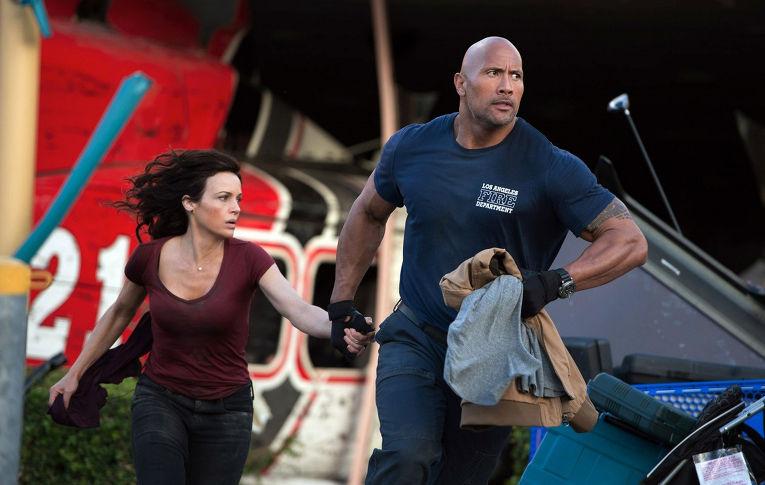 Кадр из фильма «Разлом Сан-Андреас»