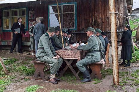 Чешское реалити-шоу «Каникулы в протекторате»