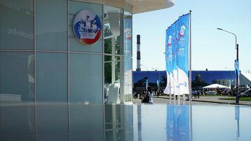 Петербургский международный экономический форум. Архивное фото