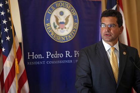 Представитель Пуэрто-Рико при Палате представителей Конгресса США Педро Пьерлуиси