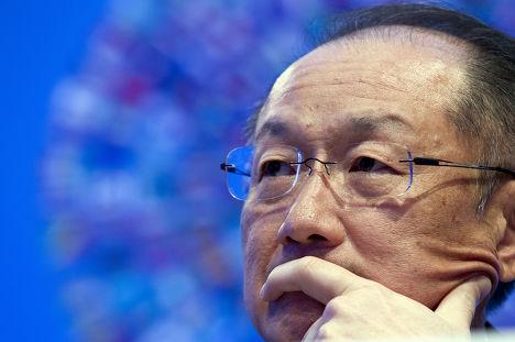 Глава Всемирного банка Джим Ём Ким