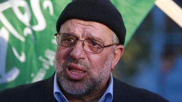 Лидер палестинского движения ХАМАС на Западном берегу реки Иордан Хасан Юсеф