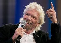 Британский предприниматель, основатель корпорации Virgin Group Ричард Брэнсон