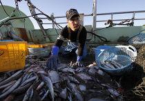 Японский рыбак