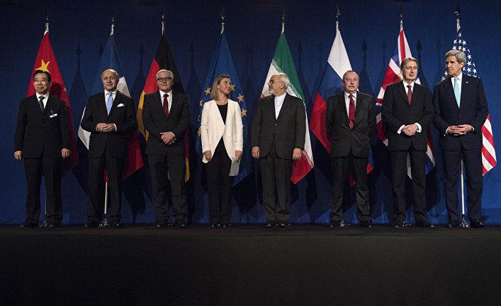 Переговоры по иранской ядерной программе в Лозанне, Швейцария