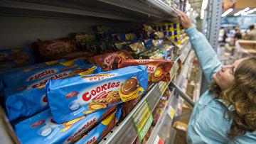 Роспотребнадзор приостановил ввоз в Россию украинской кондитерской продукции
