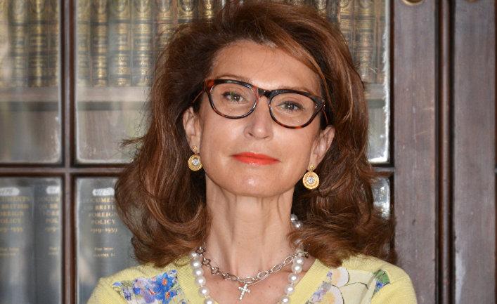 Колумнист Нана Яковенко