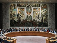 Глава МИД РФ С.Лавров принял участие в министерских дебатах в СБ ООН