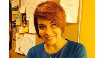Главный редактор украинского общественно-политического журнала «Публичные люди» Наталья Влащенко