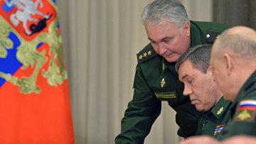 Президент РФ В.Путин провел совещание по вопросам развития Вооружённых Сил РФ