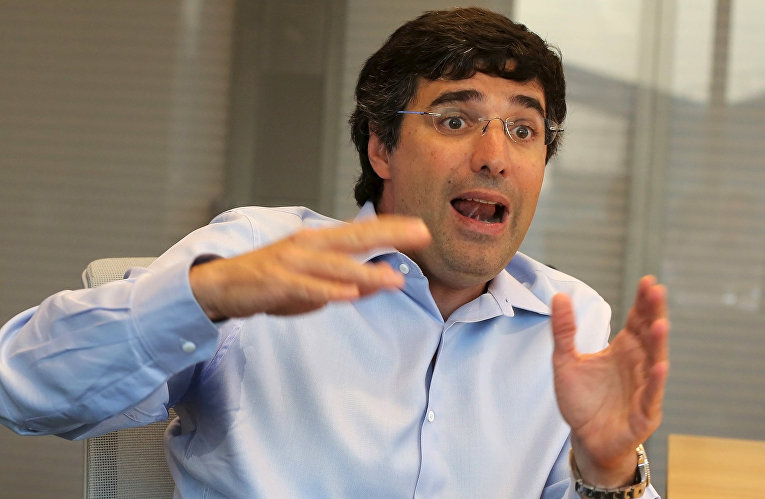 Бразильский миллиардер Андре Эстевеса