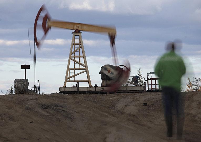 Добыча нефти в Усинске