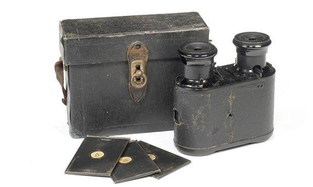 Редкие камеры аукциона Bonhams: камера-физиограф