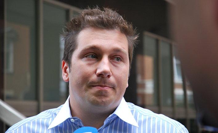 Российский бизнесмен Евгений Чичваркин в Вестминстерском суде в Лондоне