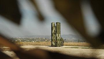 Россия развернула в Сирии ЗРК С-400