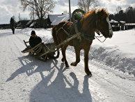 Деревня Березовка в Томской области, где хранят эстонские традиции