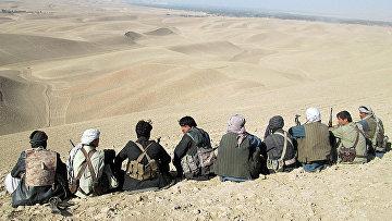 Афганские военные и добровольческие отряды направляются в Кундуз