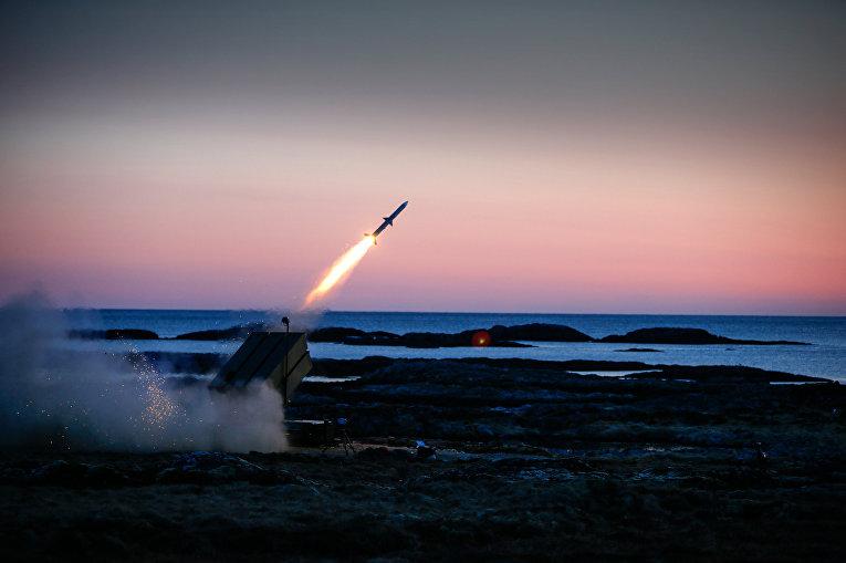 Система противовоздушной обороны NASAMS