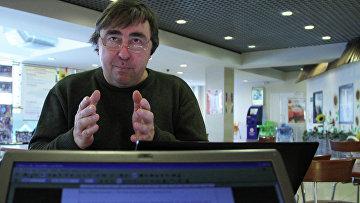 Доктор Андрей Ростовцев, создатель сайта «Диссернет»
