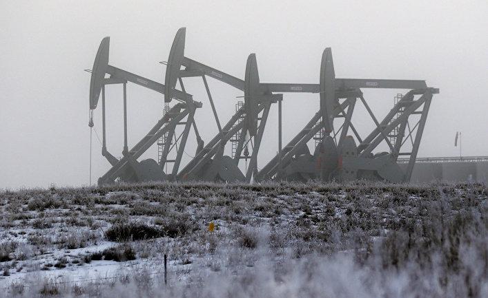 Добыча нефти в Северной Дакоте