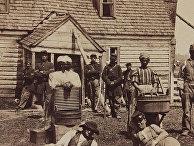 Рабы в США