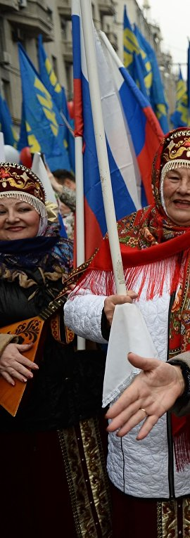 """Шествие и митинг """"Мы едины!"""" в честь Дня народного единства"""