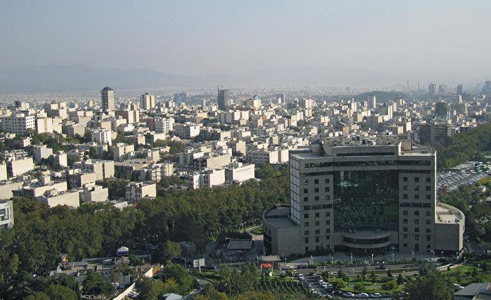 Тегеран столица Ирана