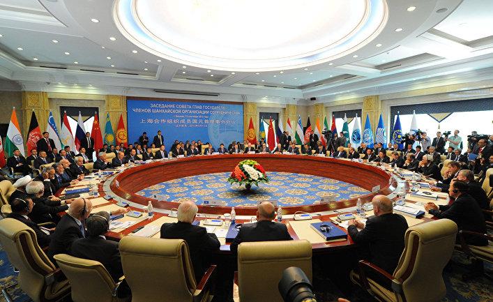 Саммит ШОС в Бишкеке
