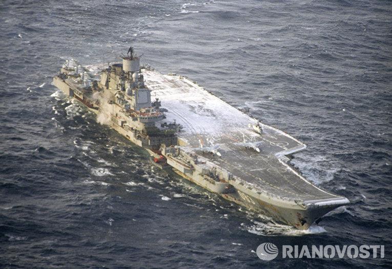 Тяжелый авиационный крейсер «Адмирал Кузнецов»