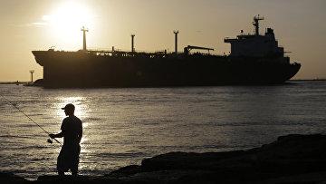 Американский танкер