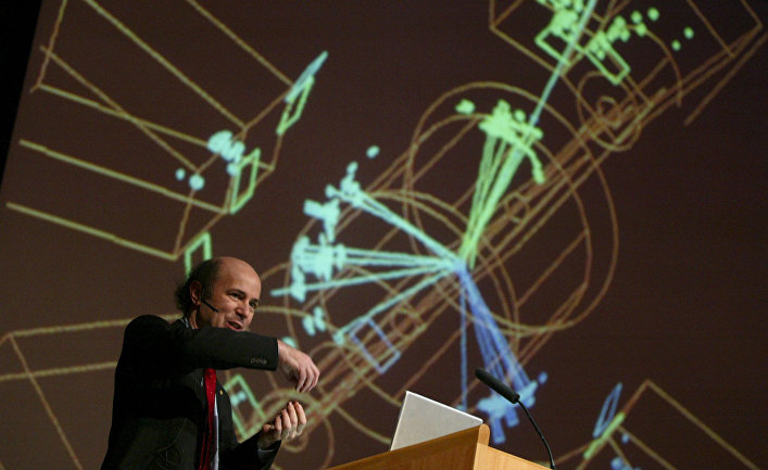Профессор физики Фрэнк Вильчек из Массачусетского технологического института