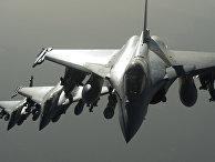 Французские истребители Дассо «Рафаль» направляются в Сирию для нанесения ударов по позициям боевиков Исламского государства