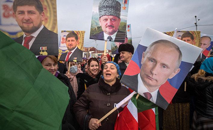 Bildergebnis für Жители Чечни напуганы угрозами