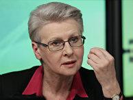 Политолог Московского центра Карнеги ведущий аналитик Лилия Шевцова