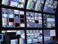 Работа телеканала ARD в Германии